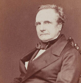 Charles Babbage in 1860 © Science Museum, London. Science & Society Picture Library.