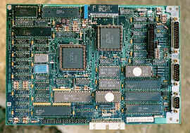 DECmate III - The Main Circuit Board.