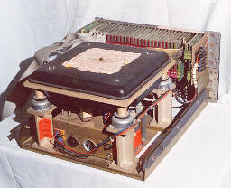 DF-32 Disk Drive - ¾ Rear View